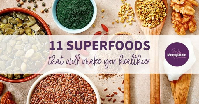11 Superfoods That Will Make You Healthier