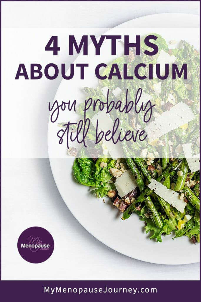 4 Myths About Calcium You Probably Still Believe