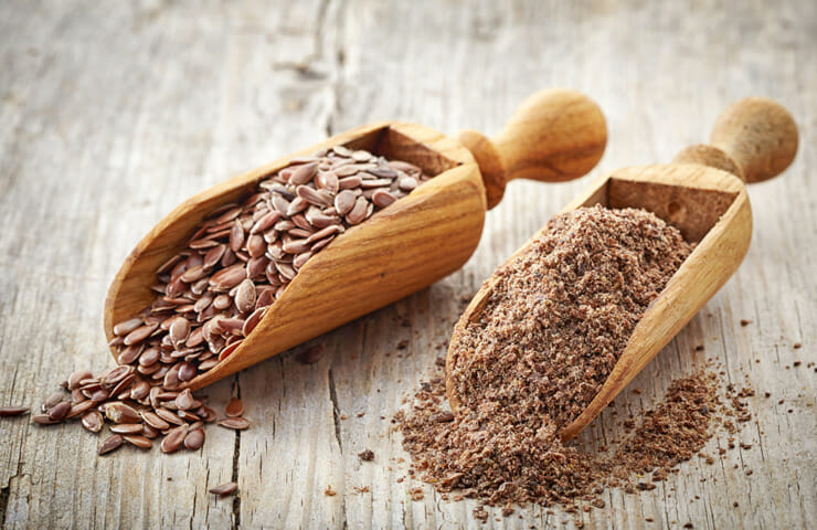 Flax Seeds for Healthier Stomach and Better Menopause