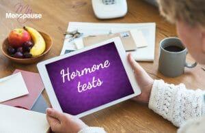 Tests for hormonal balance.