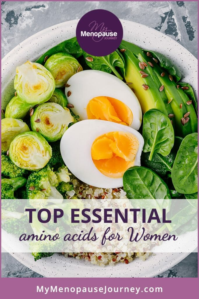Top Essential Amino Acids for Menopausal Women