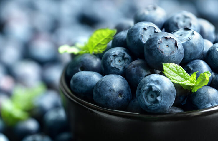 Blueberry as a Powerful Superfood