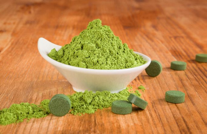 Chlorella benefits for health and menopause