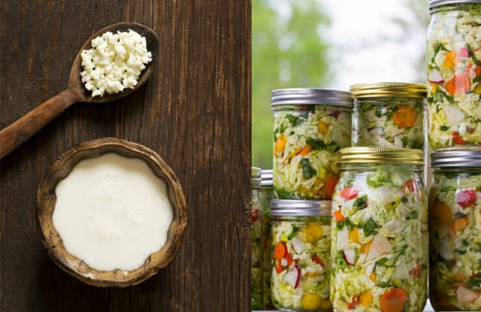 Learn the benefits of fermented foods!