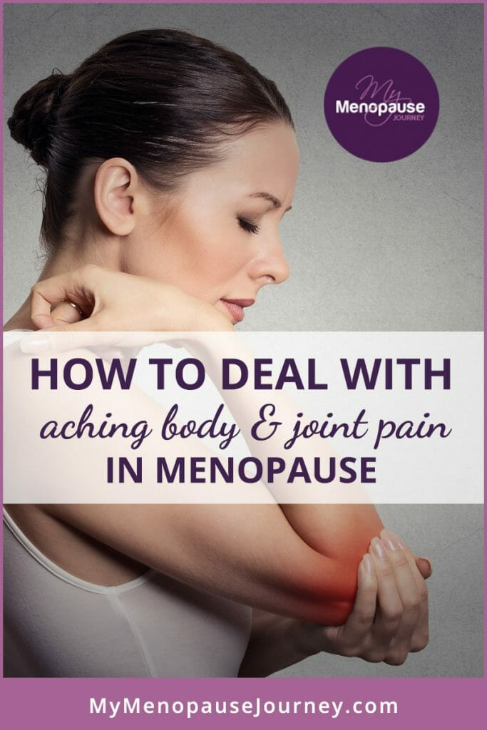 Aching Body and Joint Pain – How to Deal with It