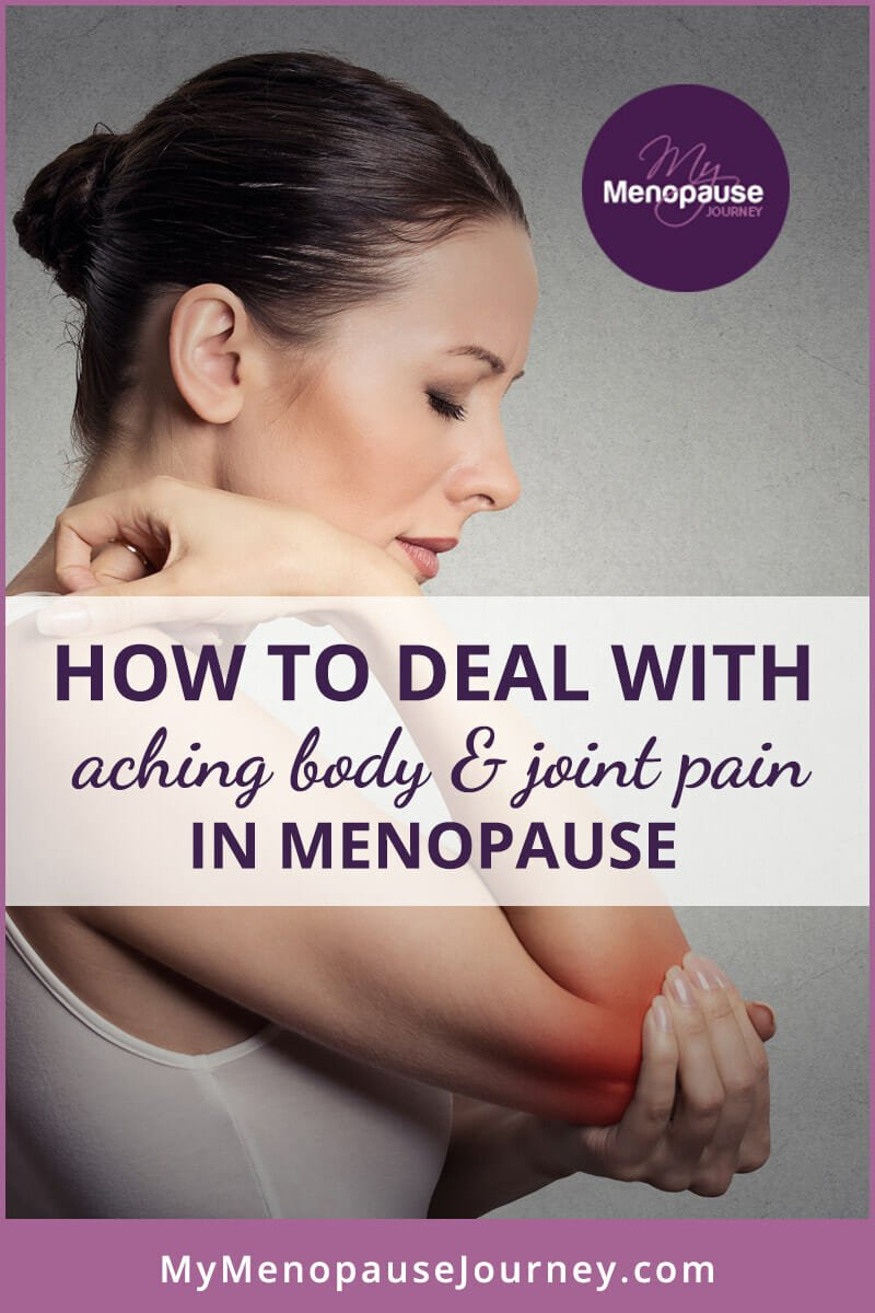 Aching Body and Joint Pain - How to Deal with It
