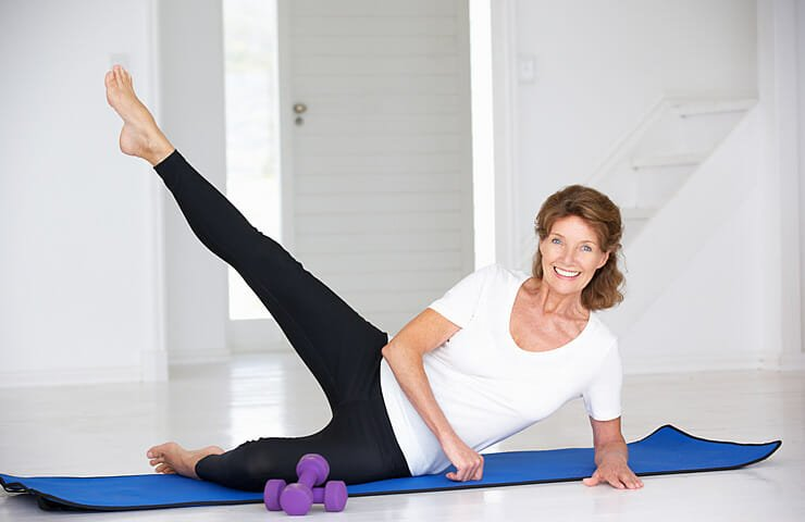 Home Workout for Menopause