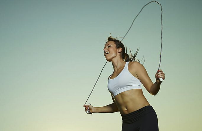Jump Roping Workout for Better Health
