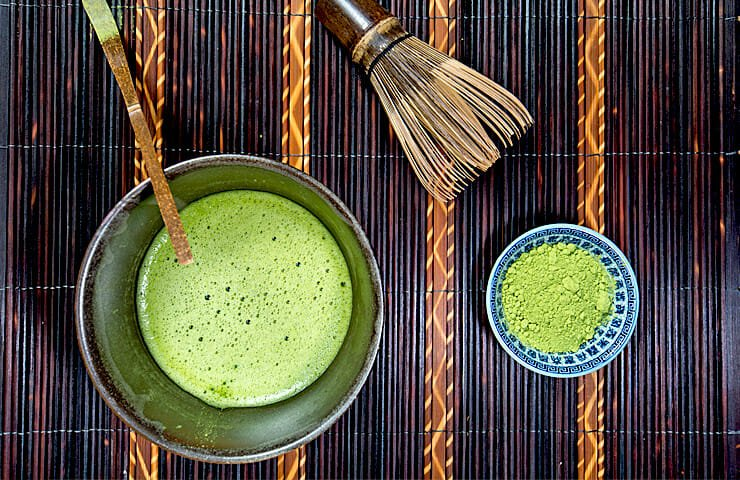 Matcha Tea Benefits, 10x Better than Green Tea