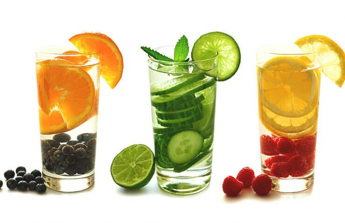 Detox Water for Health and Wellness