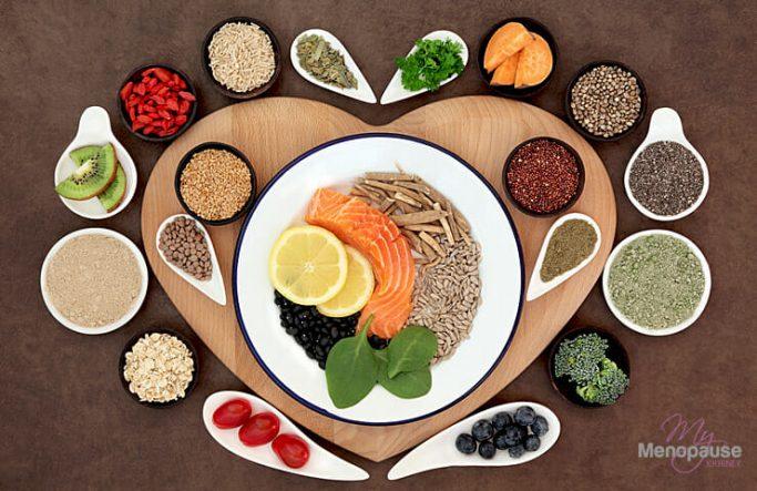 Protein an Essential Menopause Nutrient
