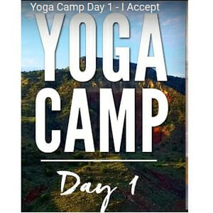 30-Day Yoga Camp with Adriene