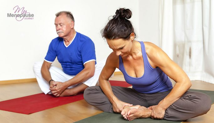 Yin Yoga Poses and Benefits for Menopause