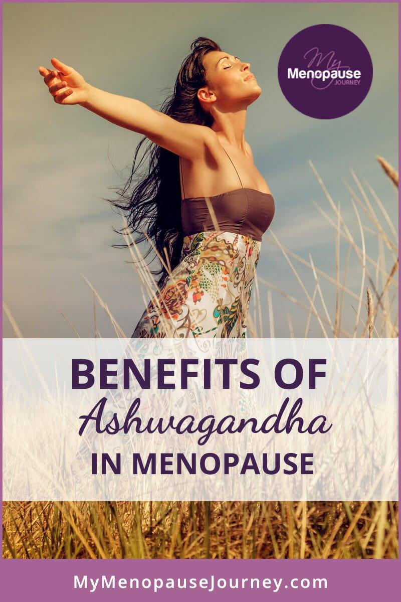 Benefits of Ashwagandha in Menopause