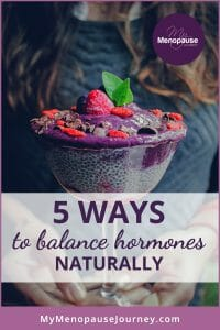 5 Ways to Balance Hormones Naturally