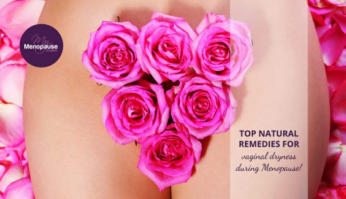 Remedies for vaginal dryness