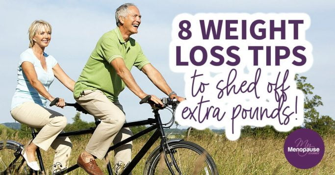 Tips to shed of extra pounds!