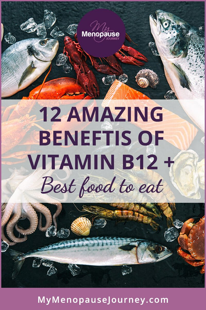 Amazing benefits of the vitamin B12