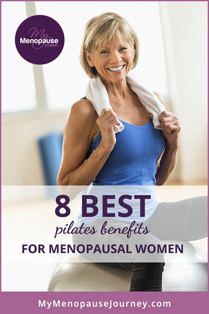 ( best pilates benefits for menopausal woman