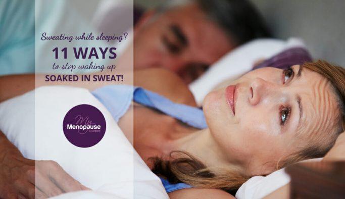Night sweats waking you up?