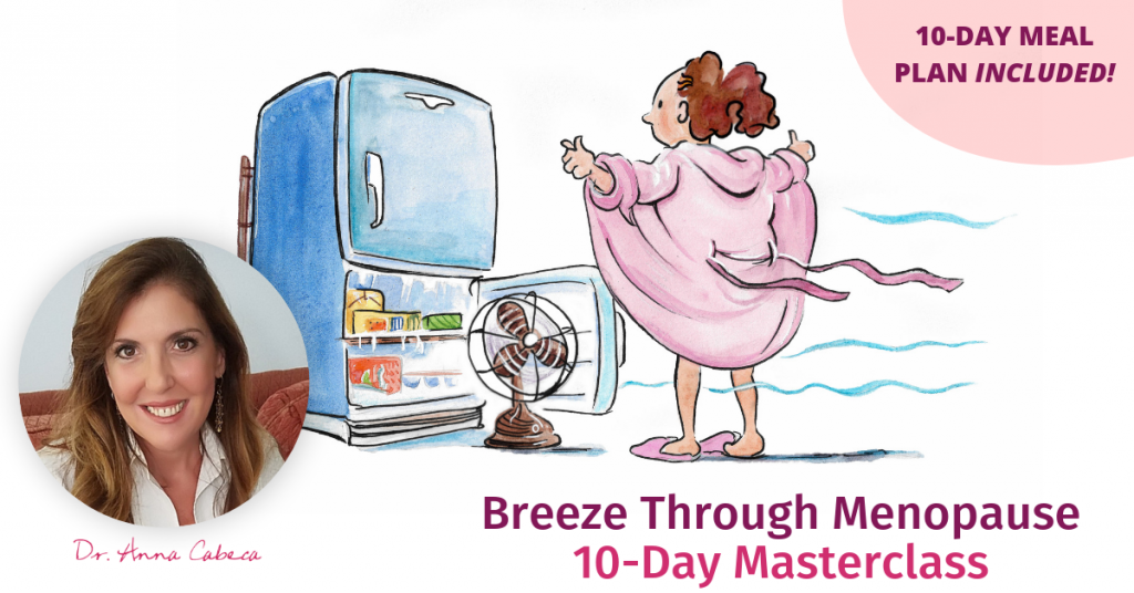 Breeze through Menopause Masterclass