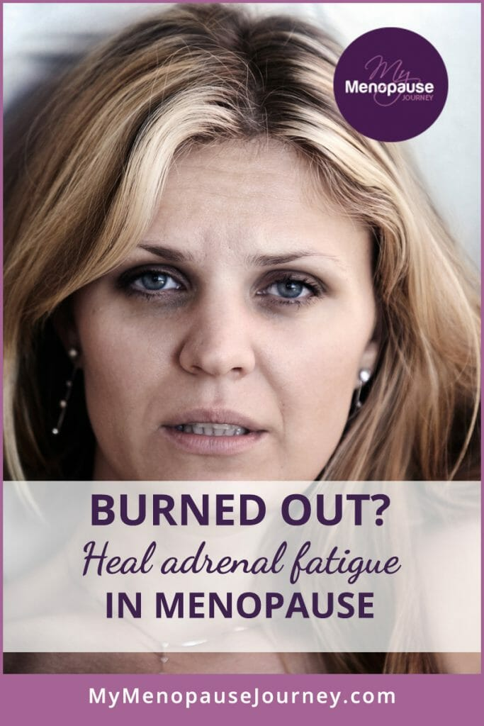 Burned out? Heal adrenal fatigue and get your energy back!
