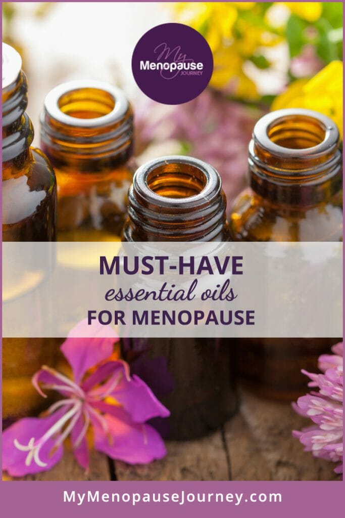Must-have essential oils for menopause!