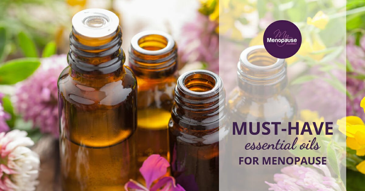 How to Use Essential Oils for Maximum Aromatherapy Benefits in Menopause!