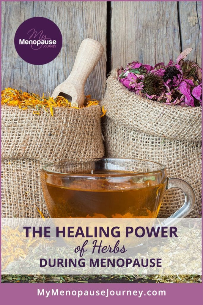 The Best Herbs for Menopause to Balance Hormones and Relieve Symptoms!