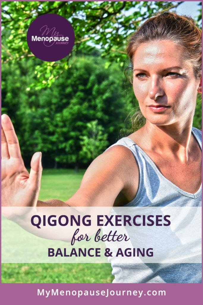 Start Qigong Exercises for Better Balance and Aging!