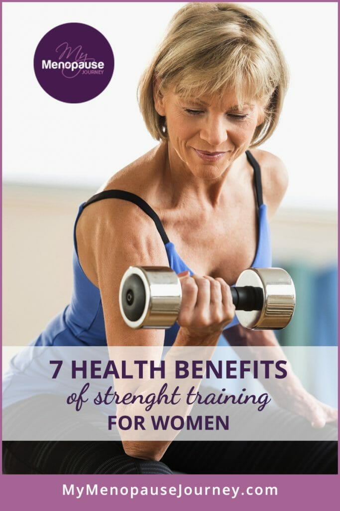 7 Health Benefits of Strength Training for Women