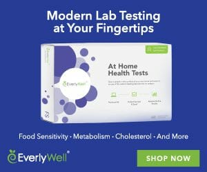 Everlywell modern testing!