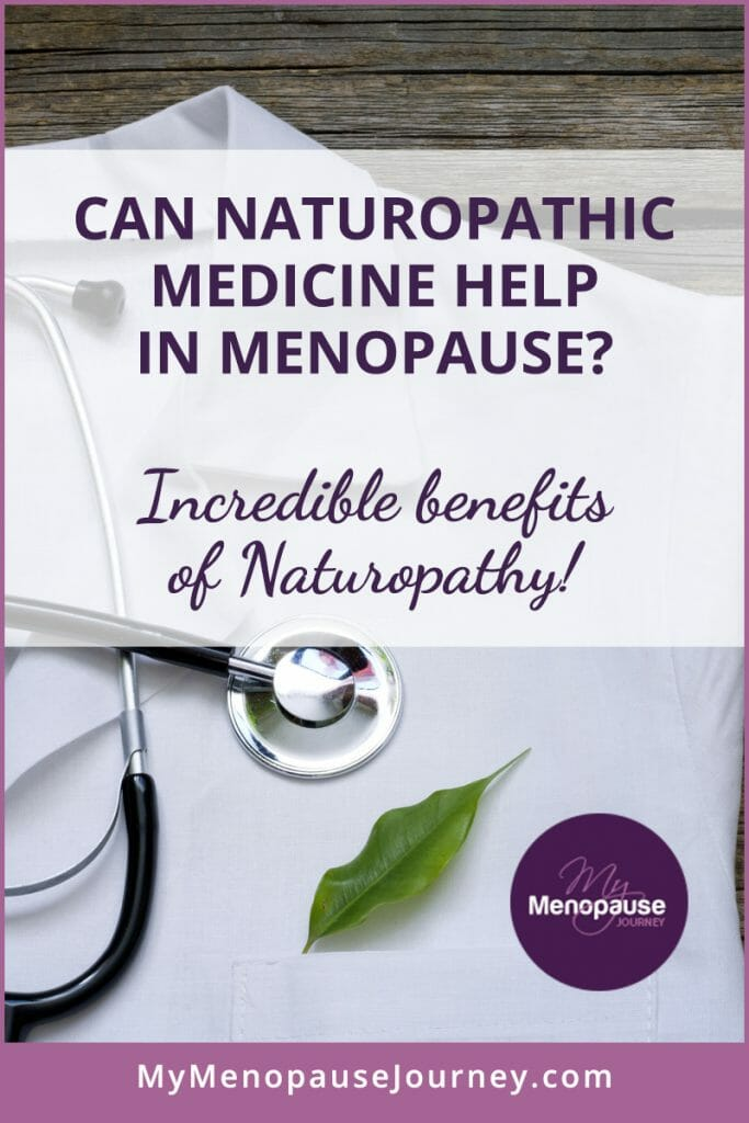 Can Naturopathic Medicine Help in Menopause?