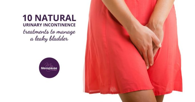 10 Natural Urinary Incontinence Treatments to Manage a Leaky Bladder!