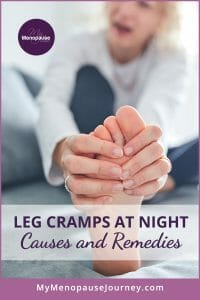 Leg Cramps at Night: Causes and Remedies
