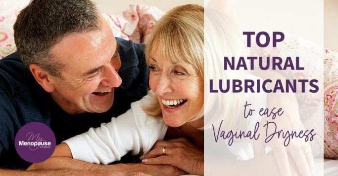 Top Natural Lubricants to Ease Vaginal Dryness