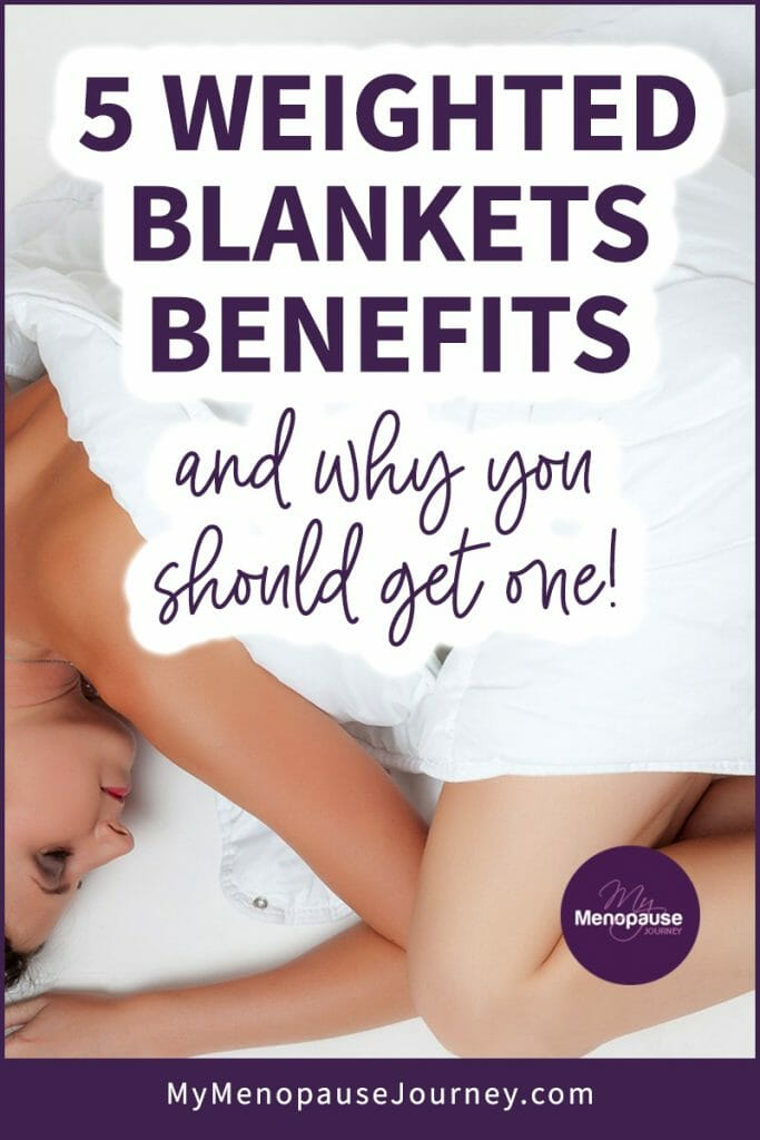5 Weighted Blanket Benefits and Why You Should Get One