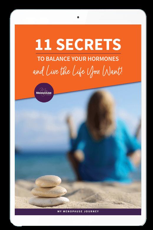 11 Secrets to balance your hormones!