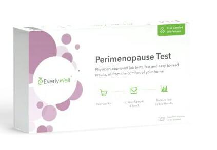 Everlywells Perimenopause Test