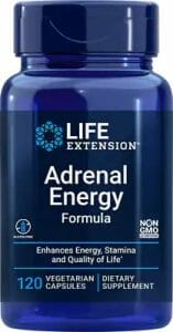 Adrenal Energy Life Extension!