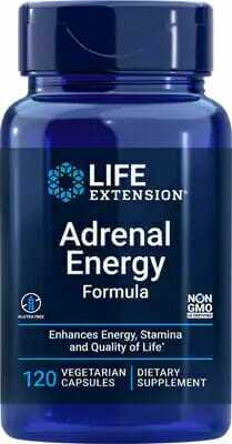Life Extensions Adrenal Support!