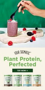 Four Sigmatic - Plant protein perfected