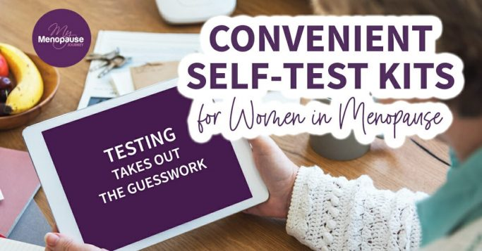 Convenient Self-Test Kits for Women in Menopause